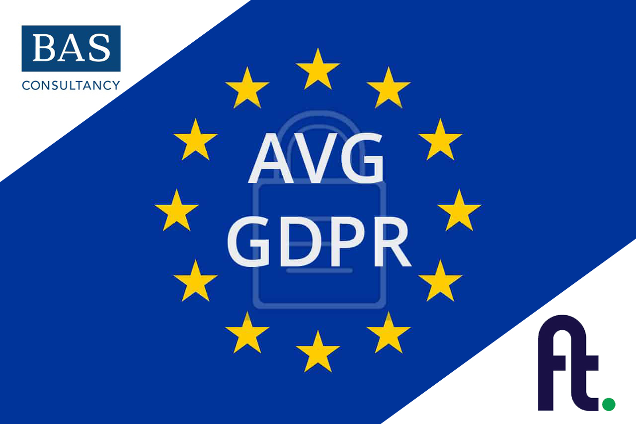 AVG, GDPR | Fourtop ICT | BAS Consultancy
