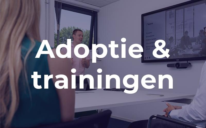 Adoptie en trainingen | ICT oplossingen | Fourtop ICT