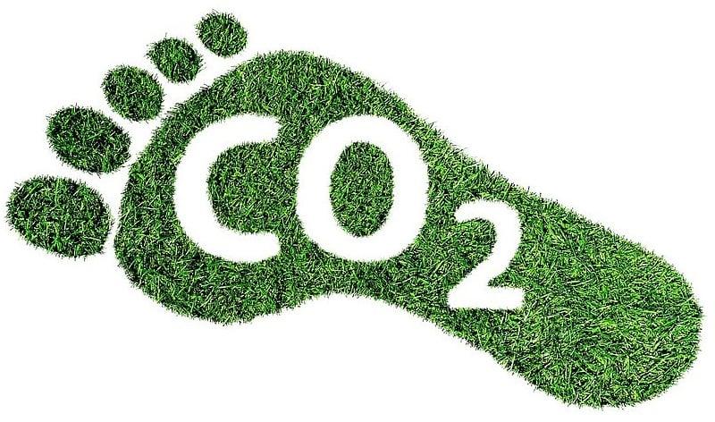 CO2-voetafdruk | Fourtop ICT