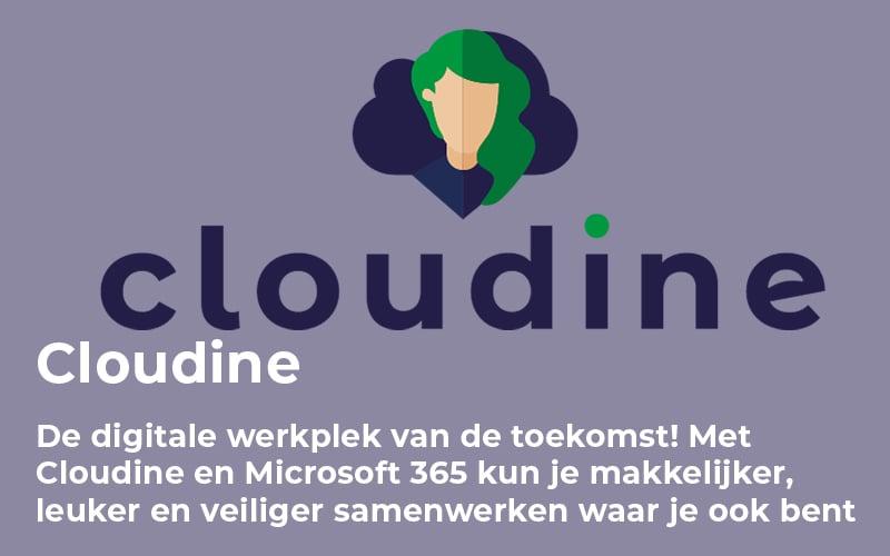 Cloudine | Cloud werkplek | Fourtop ICT