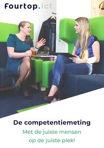 De Compententiemeting | Downloads Fourtop ICT