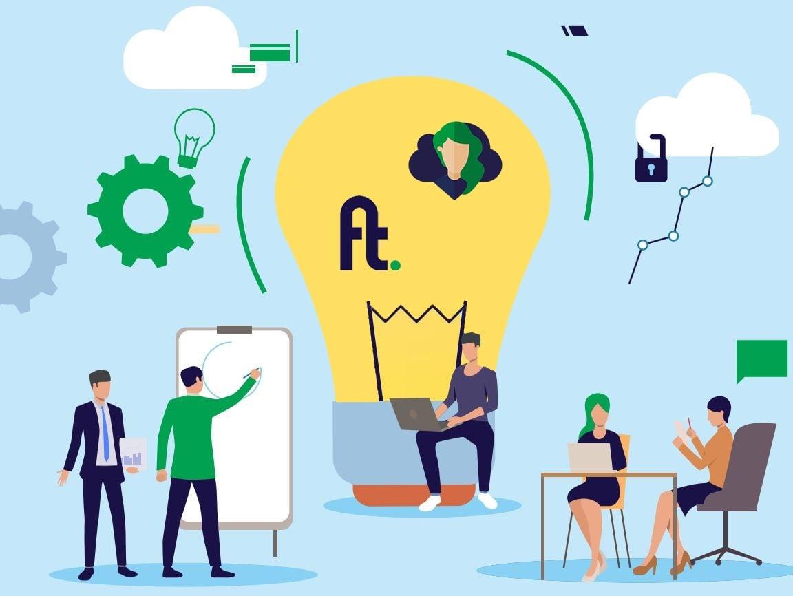 De blauwdruk voor een moderne mkb-organisatie | Fourtop ICT