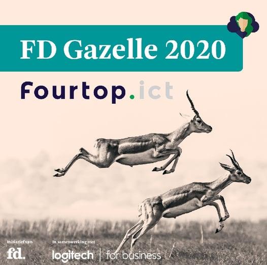 FD Gazellen 2020 | Fourtop ICT