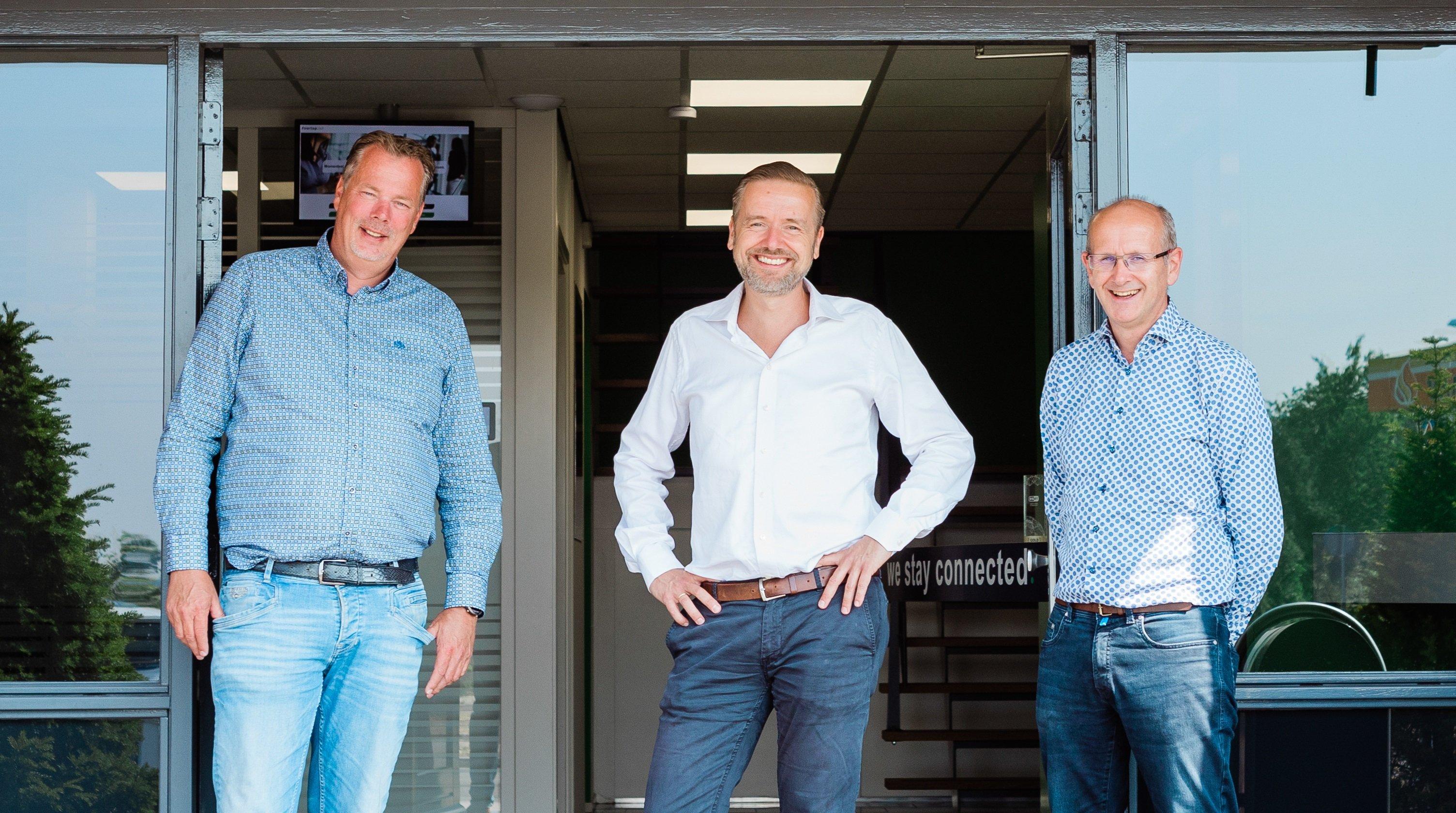 Fourtop - het verhaal van Fourtop ICT | Gerhard Jaap Arjo