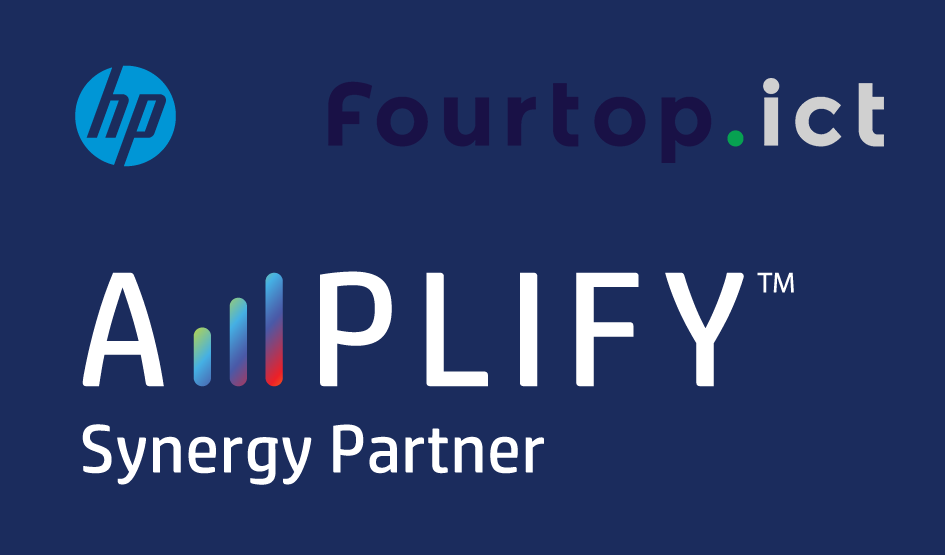 HP Amplify Synergy Partner - Fourtop ICT