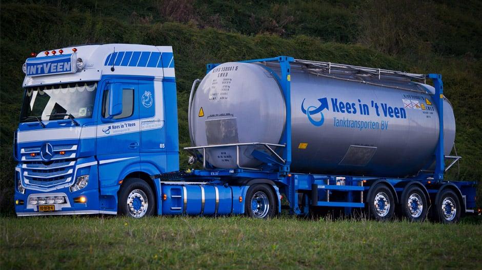 Kees in 't Veen Tanktransporten | Fourtop ICT klantcase