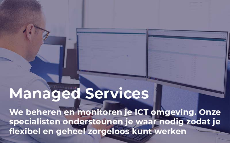 Managed Services | ICT oplossingen | Fourtop ICT