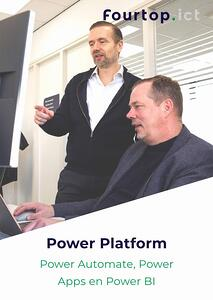 Power Platform | Downloads Fourtop ICT