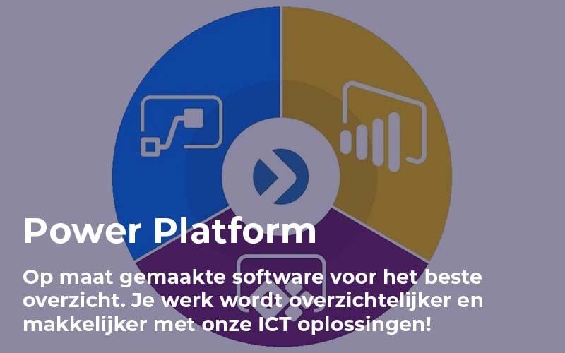 Power Platform | Microsoft | ICT Oplossingen | Fourtop ICT