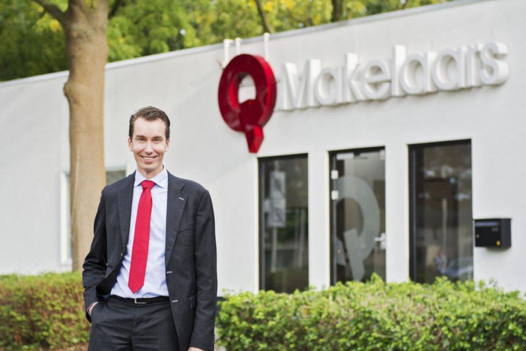 Richard den Buitelaar - Q Makelaar | Fourtop ICT klantcase