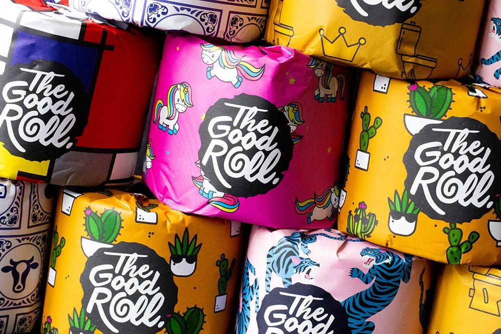 The Good Roll - duurzaam wc papier | Fourtop ICT