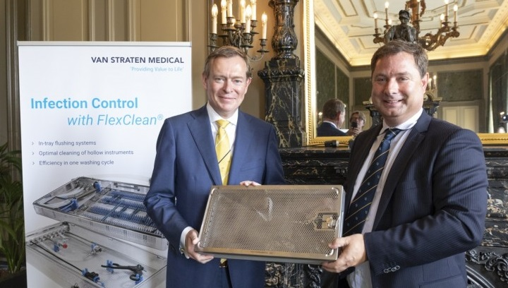 Van Straten Medical | Fourtop ICT klantcase