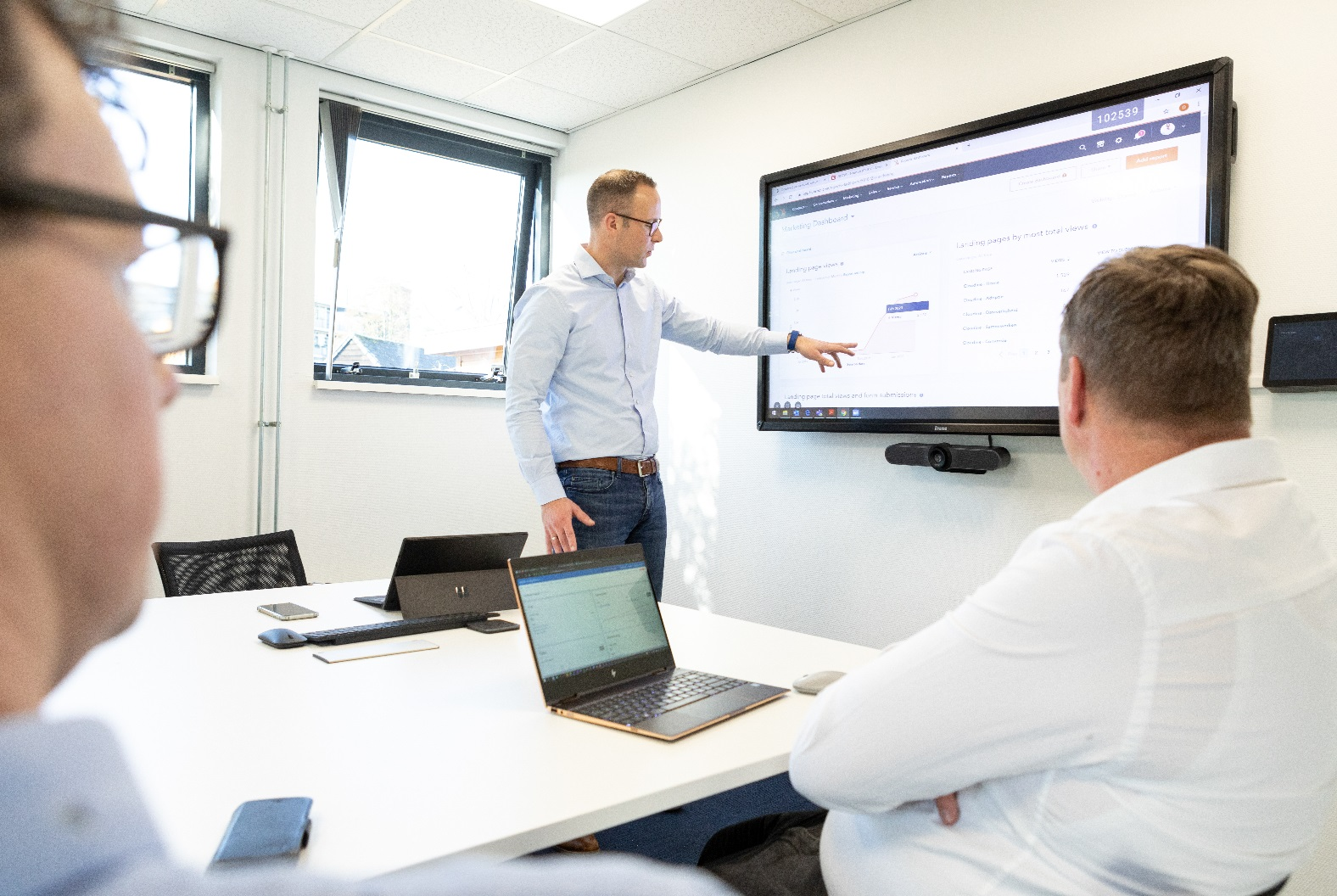 Adoptie en trainingen | Fourtop ICT
