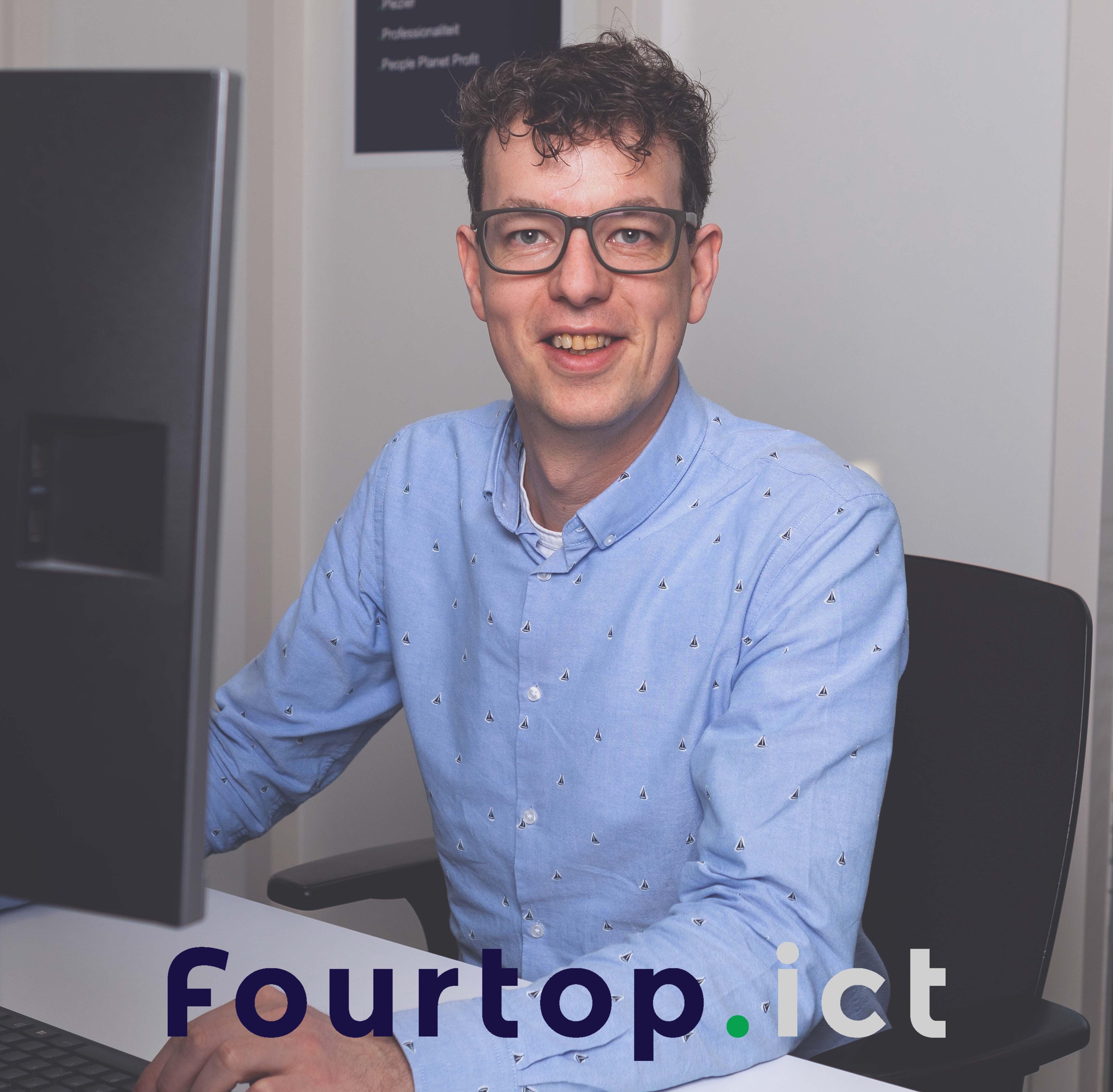 Business Process Development   Staffan Nelemans   Fourtop ICT