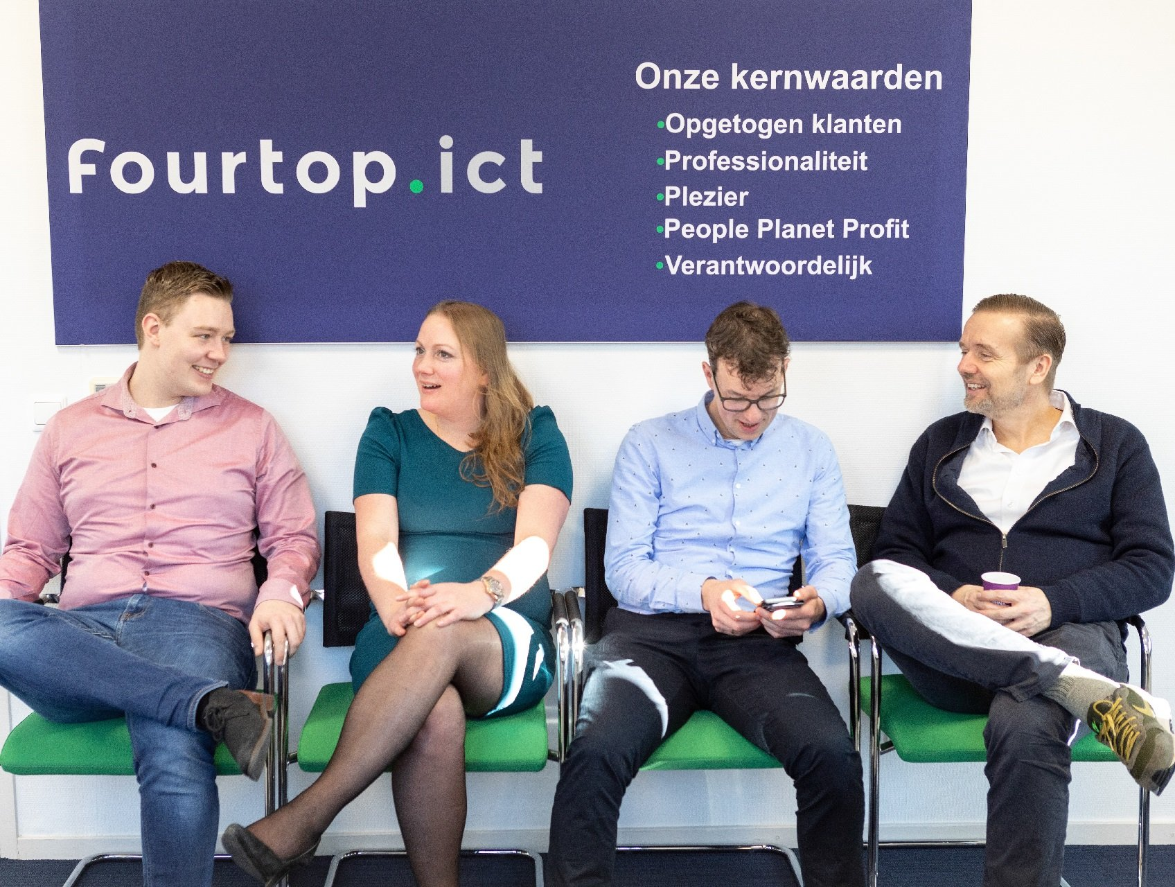 De competentiemeting | Fourtop ICT