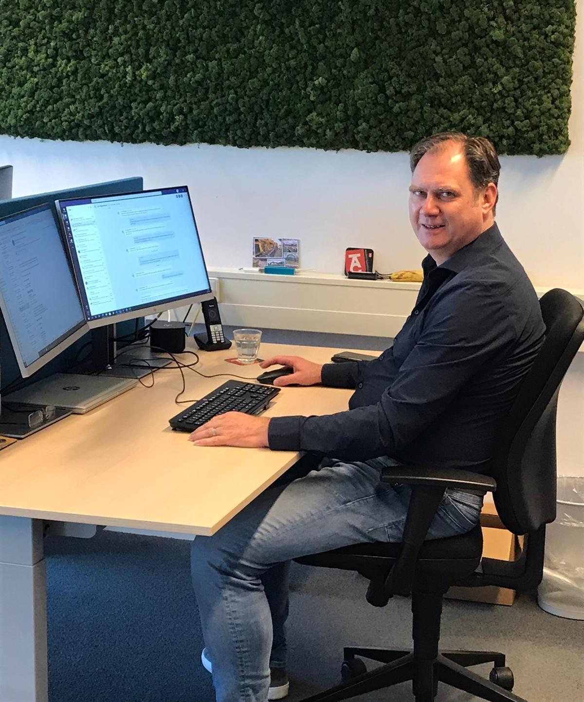 Jeroen Verbaten - The Accounting Company, TAC | Fourtop ICT klantcase