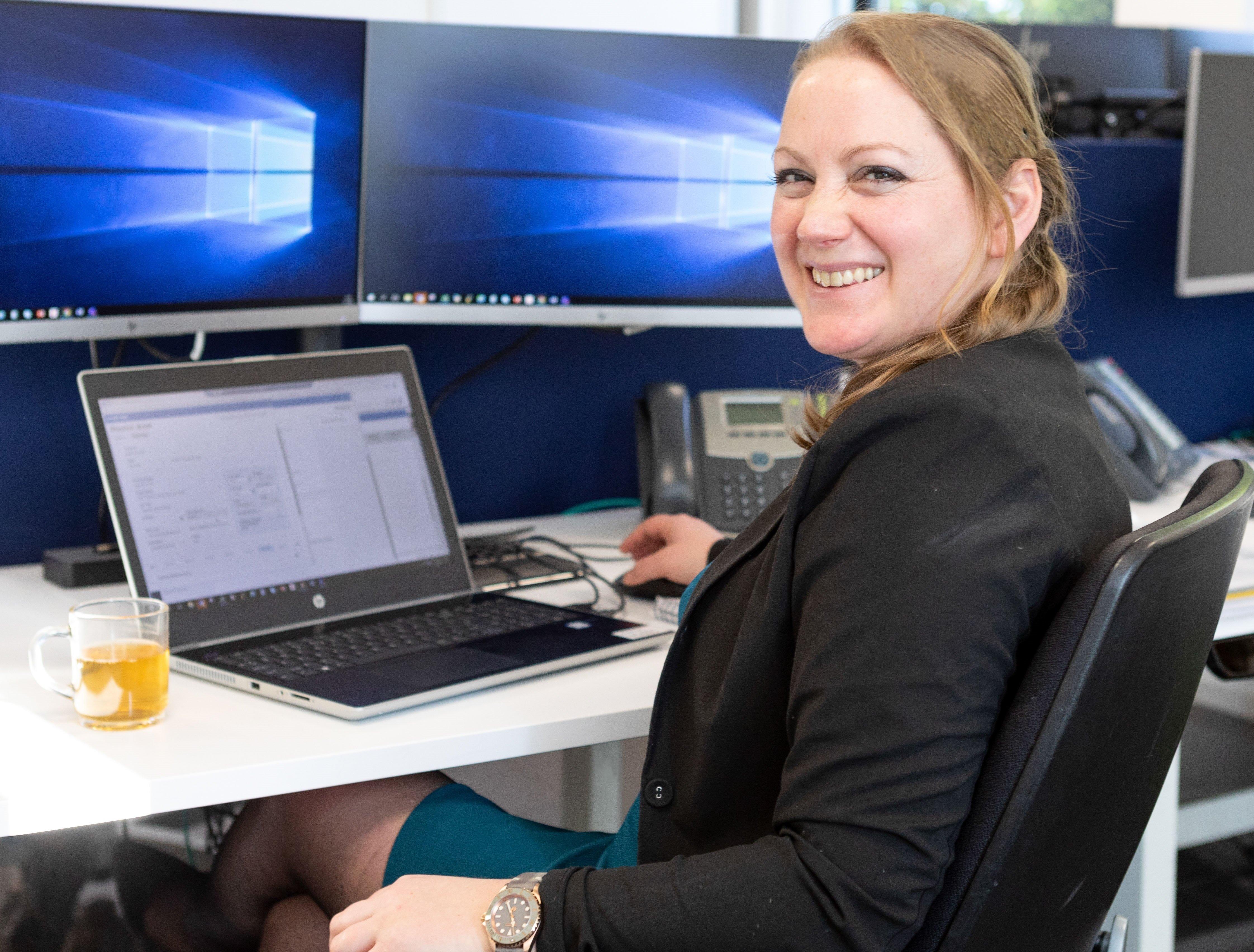 Wendy competentiemeting - Fourtop